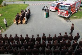 100 Jahre Freiwillige Feuerwehr Neudorf an der Mur