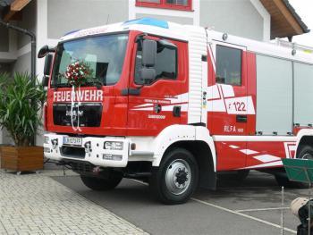 FF-Gabersdorf Einweihung RLF 1000