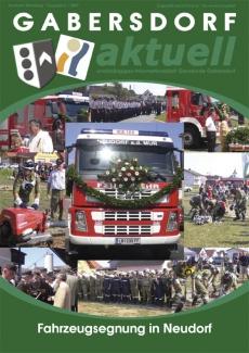 Gemeindenachrichten Juli 2007