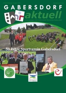 Titelblatt Gemeindezeitung Sommer 2015
