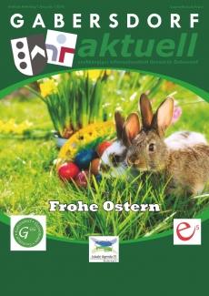 Titelblatt Gemeindenachrichten Frühjahr 2016