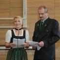 Eröffnung des Sportkulturhauses Gabersdorf