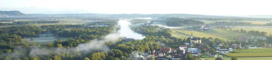 Gabersdorf von oben (Oberer Ort)