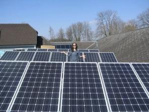 Solar- und Biomasseförderung